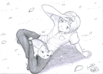 Natsume enjoys the Day by Yunsildin