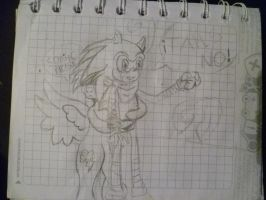 SonDash...criying Watch Tails Death. by kaiamurosesei