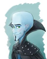 Megamind 2 by LordSiverius