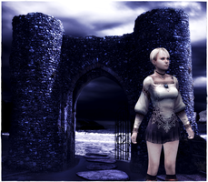 Haunting Ground by jagged66