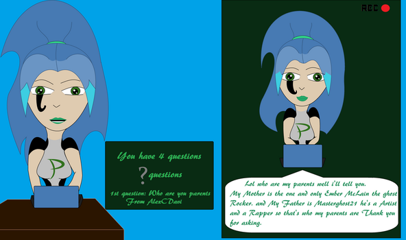 asking Phantasma question 1 by MasterghostUnlimited