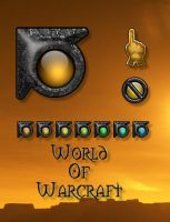 World Of Warcraft Cursor by juanelloo