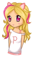 Fantage Pinkerellie by xSilverlight