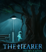 The Hearer Cover by theblacklotus92