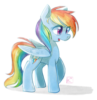 Dash by Radioactive-K