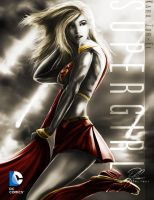 Super Girl by P-F-Finnan