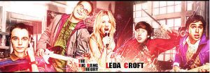 The Big Bang Theory by victorgfx