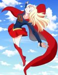 Supergirl by hanukara