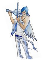 Instruments and sex- Falkner colored by w0lf--61
