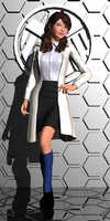 Agents of SHIELD - Jemma Simmons by Sailmaster-Seion