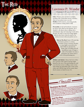 The Red OCT - The Entrepreneur by irish-hugz