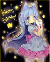 Happy Birthday Aruu! by Pemiin