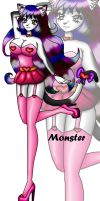 .:Request:. Monster by colla036