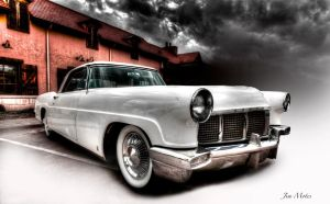 Lincoln Continental by jmotes