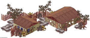 Fort Cheyenne: Patch Set by fang