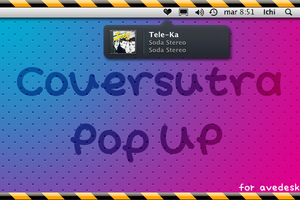 Coversutra POP-Up For avetunes by ichiDS