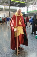 Aang cosplay by Shiroyuki9