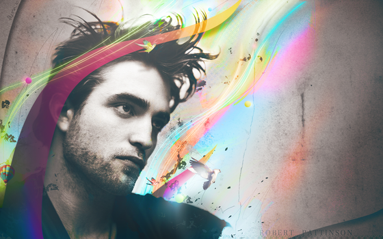 Robert Pattinson by Thez-Art