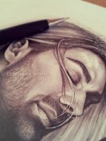 David Garrett - detail by CristianaLeone