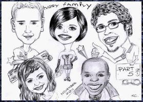 Happy Family Part 5 by viosna