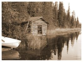 BoatHouse by kikk4