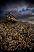 Yellow Boat 2 by Phil-Norton