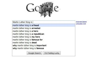 Martin Luther King is... by BBallGirl2009