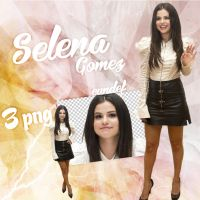Selena Gomez | PHOTOPACK PNG by cundef