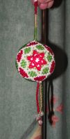 Christmas Bauble by astraldreamer