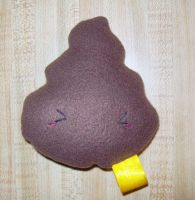 Little Poo Plushie by RyuuseiHime
