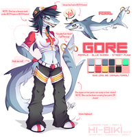 Gore Reference (2013) by Hi-biki