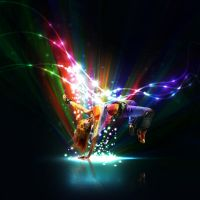 Dancing with the Lights by LG-Design