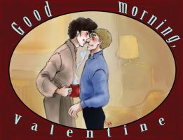 Johnlock Valentine by sadieB798