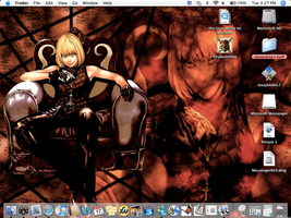 My desktop mello-fied by SingleTearInTheRain