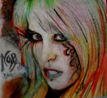 Psicodelia Nora by AnnarXy