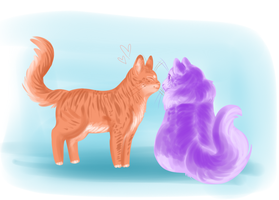 Sweet Kitties by HellLemur