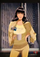 Margot style Lois Lane by DESPOP