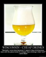 Wisconsin - Cheap Drinks by Balmung6