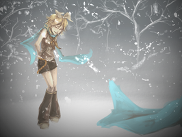 [Vocaloid] Winter. by ProtoRC