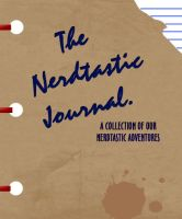 Nerdtastic Journal Cover by Dreamweaver38
