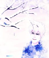 Jack Frost by l-WhiteFire-l