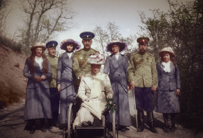 Tsar Nicholas II And His Family by KraljAleksandar