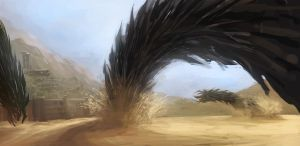 sandworm machine by Zen-Is