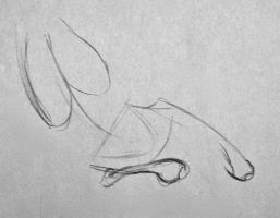 Gesture Drawing 2 by HannahRooth