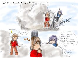 TC Theme 06 - Break Away by ChibiEdo