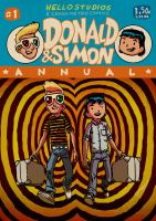 Donald + Simon Cover by RalphNiese