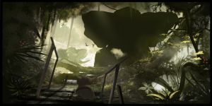 Jungle concept by Multiimage