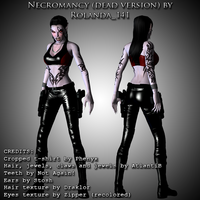 Necromacy (dead version) mod by HailSatana