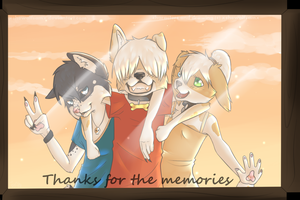 Thanks For The Memories by XshewolfsamX