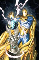 Dr. Fate by ChadHardin